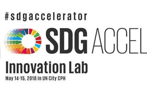 Ingemann will participate in the SDG Accelerator Innovation Lab