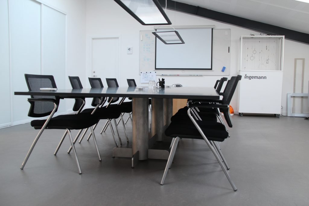 Ingemann Components Conference Room