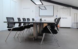 Ingemann Components Conference Room